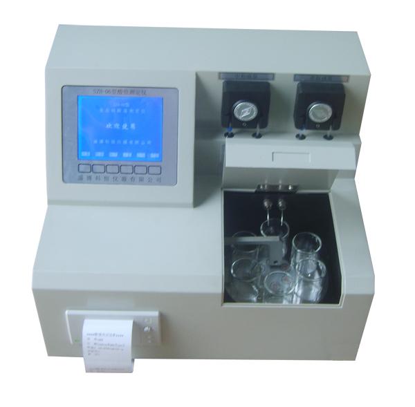SZH-06型石油产品酸值w88优德官方下载w88优德手机版